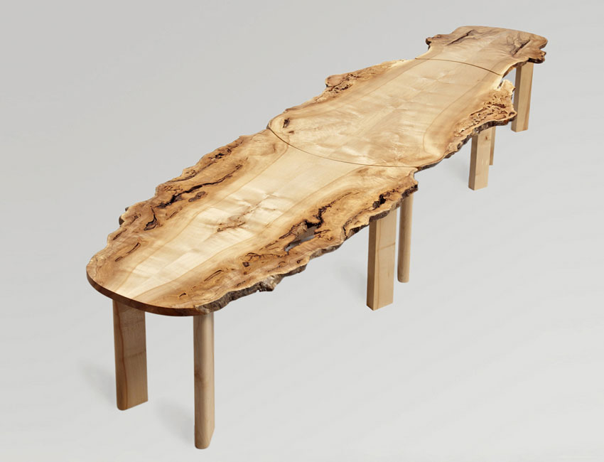 Alligator table