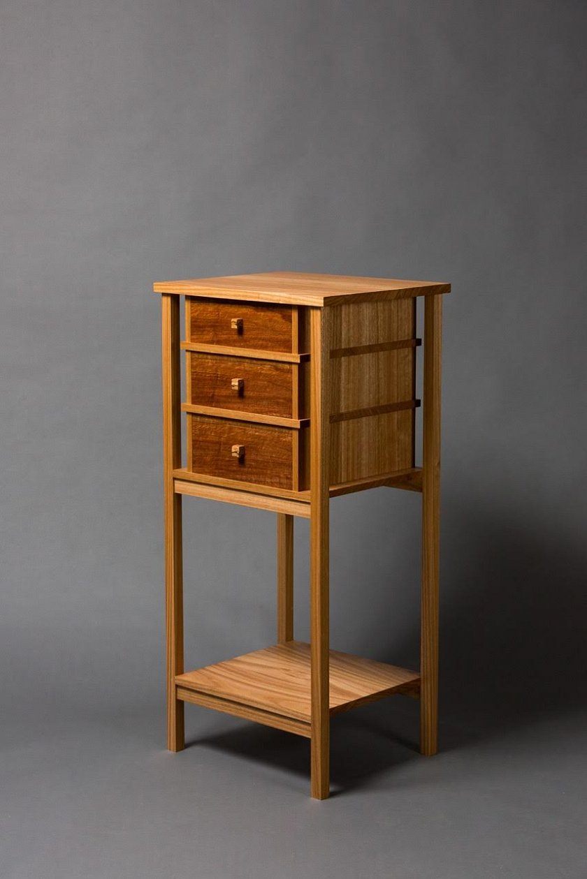 Hall Cabinet with Drawers